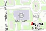 Схема проезда до компании Экспресс Телеком в Москве