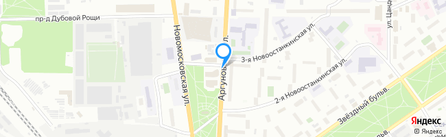 Аргуновская улица