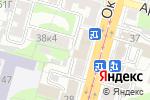 Схема проезда до компании 1xBET в Туле