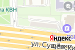 Схема проезда до компании Вологодский текстиль в Москве