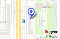 Схема проезда до компании МЕБЕЛЬ в Москве
