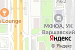 Схема проезда до компании Нотариус Бадулин А.С. в Москве