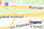 Схема проезда до компании ФРЕГАТ в Октябрьском