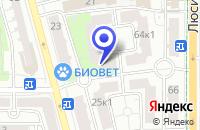 Схема проезда до компании ТОРГОВАЯ КОМПАНИЯ ЭКОЛАБ в Москве