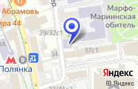 Схема проезда до компании РУДНО-ПЕТРОГРАФИЧЕСКИЙ МУЗЕЙ ИГЕМ РАН в Москве