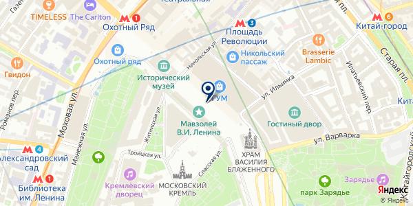 СУПЕРАНТЕНЩИК на карте Москве