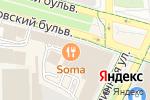 Схема проезда до компании Арт-Альянс в Москве