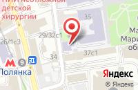 Схема проезда до компании Слимс в Москве