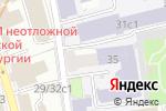 Схема проезда до компании Нотариус Жукова А.В. в Москве