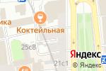 Схема проезда до компании EDISON в Москве