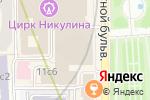Схема проезда до компании Бьюти-Айди в Москве