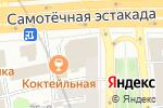 Схема проезда до компании CreditPlus в Москве