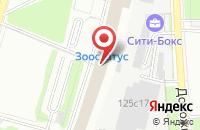 Схема проезда до компании Микропроект в Москве