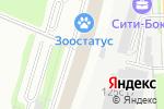 Схема проезда до компании Эксайтон групп в Москве