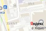 Схема проезда до компании Егоров в Москве