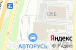 Схема проезда до компании ДоМаркет в Москве
