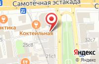 Схема проезда до компании Студия  в Москве