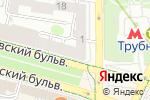 Схема проезда до компании Гармония, ТСЖ в Москве