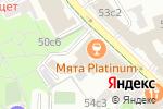Схема проезда до компании Производственно-техническое объединение капитального ремонта и строительства Департамента здравоохранения города Москвы в Москве