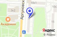 Схема проезда до компании АВТОТРАНСПОРТНАЯ КОМПАНИЯ ГОРИЗОНТ в Москве