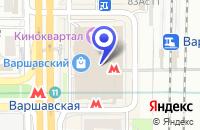 Схема проезда до компании КИНОТЕАТР БУМЕРАНГ в Москве