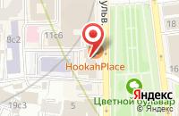 Схема проезда до компании Ветастайл в Москве