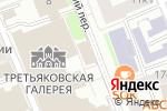 Схема проезда до компании Братья Третьяковы в Москве