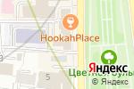 Схема проезда до компании Ниппон в Москве