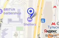 Схема проезда до компании ТФ АМИККОМ в Москве