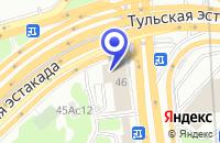 Схема проезда до компании ДК КОММУНА в Москве