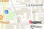 Схема проезда до компании Узбекские авиалинии в Москве