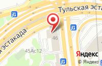 Схема проезда до компании Ап Строй в Москве