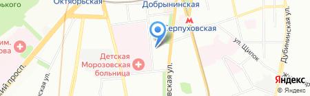 СтройСтайл на карте Москвы