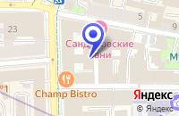 Схема проезда до компании ТФ ИНФОБАНК-СИСТЕМЫ БЕЗОПАСНОСТИ в Москве