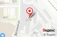 Схема проезда до компании Клининг в Москве