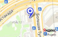 Схема проезда до компании АРХИТЕКТУРНАЯ ФИРМА ELLI в Москве