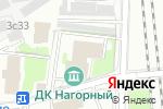 Схема проезда до компании Онлайн Гимназия №1 в Москве