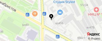 GGA Service на карте Москвы
