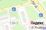 Схема проезда до компании LT mebel в Москве