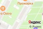 Схема проезда до компании Мир Тонировки в Москве