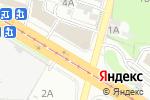 Схема проезда до компании Мебель-Москва в Туле