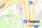 Схема проезда до компании КОРОНА Exotic в Москве