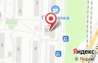 Схема проезда до компании Фин-Трестъ в Москве