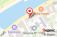 Схема проезда до компании Центр Информационных Технологий «Новые Кадаши» в Москве