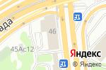 Схема проезда до компании Game Insight в Москве