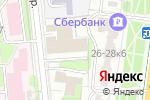 Схема проезда до компании Классика Фарфора в Москве