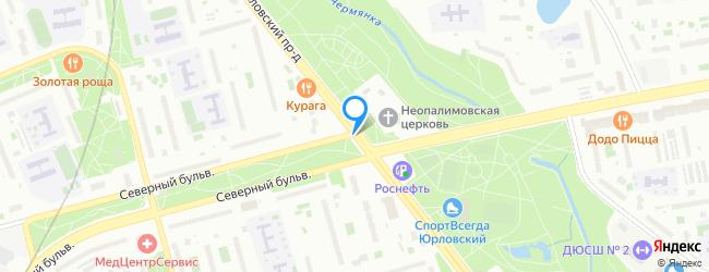 Юрловский проезд