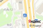 Схема проезда до компании РУДО в Москве