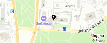 Авто Маркет на карте Москвы