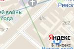 Схема проезда до компании АлексаМаркСервис в Москве